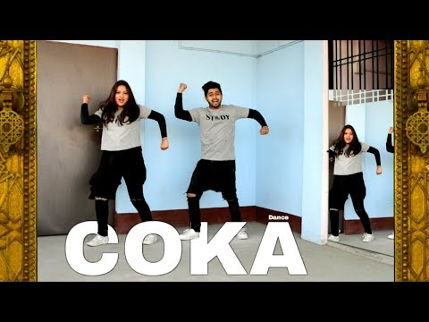 Coka - Easy Dance | One Take | Sukh E Muzical Doctoz