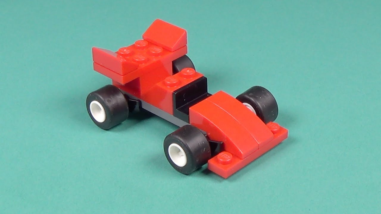Lego Race Car Building Instructions Lego Classic 10707 How To