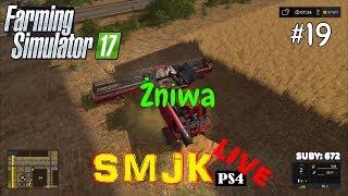 🔴 Wieczór z farmingiem żniwa Nowa Ameryka - Farming Simulator 17 PS4 PL LIVE #19