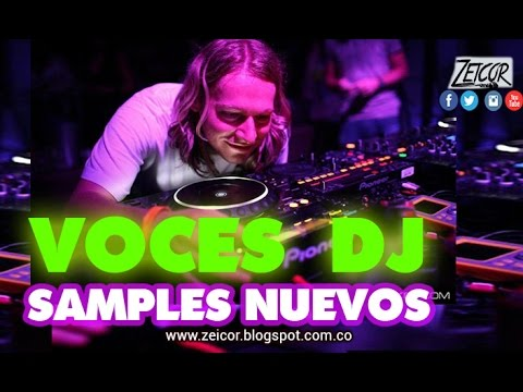 Samples Virtual Dj - Locutores - Jingles - Placas Pick Up