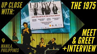 The 1975 Meet and Greet in The Philippines (the entire Q portion) at Alabang Town Center