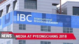 PyeongChang Olympics' Main Press Centre opens