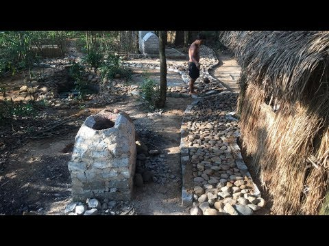 Primitive Life:Stone Road!