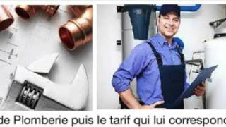 видео plombier paris 16
