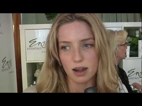 Annabelle Wallis's Beauty Tip