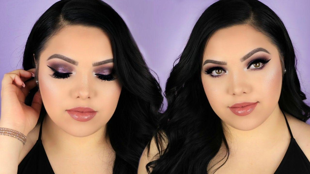 get-ready-with-me-using-kylie-cosmetics-holiday-collection
