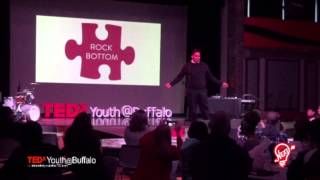 A Game Called Life: Playing Your Last Card | Steven Cornelio | TEDxYouth@Buffalo