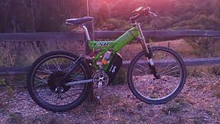 Dream Bike Build: Full Suspension 40MPH Dirtbike (Electric Bike Pt. 2)