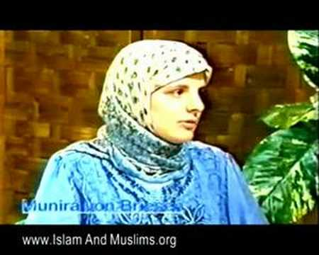 Women In Islam Talk Show Muslim Convert Sisters Speaking 1/3