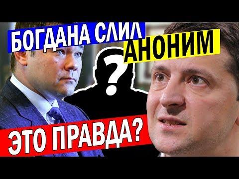 Депутат Зеленского АНОНИМНО слил всю правду про Богдана и ОТСТАВКУ