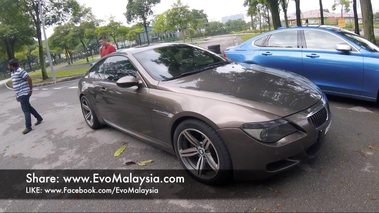 Evo Malaysia Com 2017 Bmw M6 2007 5 0 V10 Full Review By Bobby Ang