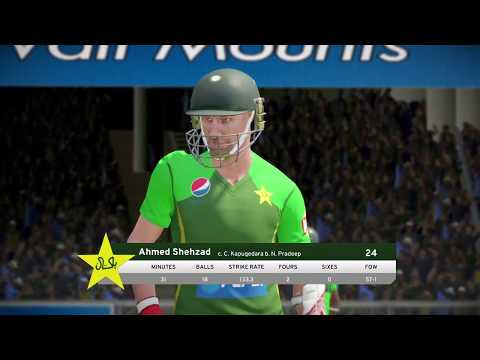 Pakistan vs Sri Lanka 1st odi match