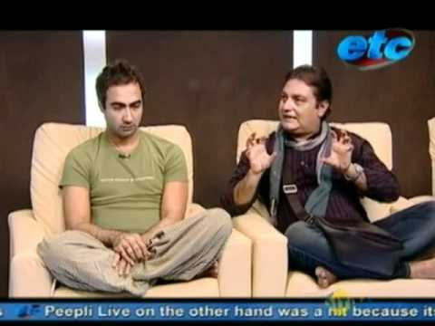 Komal Nahta with Ranvir Shorey, Vinay Pathak & Vijay Gutte