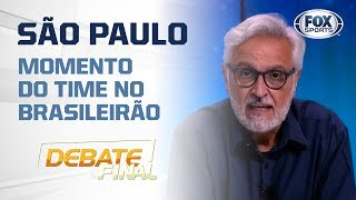 CANDIDATO, MAS NÃO FAVORITO! Sormani sobre aspirante ao título brasileiro