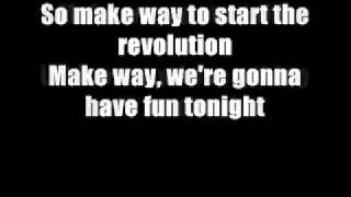 Revolution by Orange {lyrics}