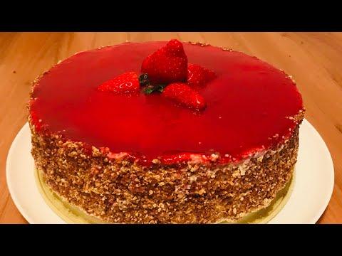 gâteau-d'anniversaire-(aux-fraises-et-crème-mascarpone)