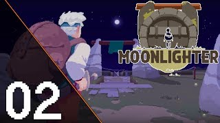 MoonLighter #02 - Cholerni złodzieje!