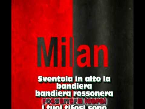 AC Milan Song-(Karaoke Version) di Giuseppe Sergi (Lyrics) & Pasquale Zito (Music)
