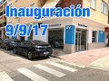 ElectricVehicles Inauguracion de la Tienda