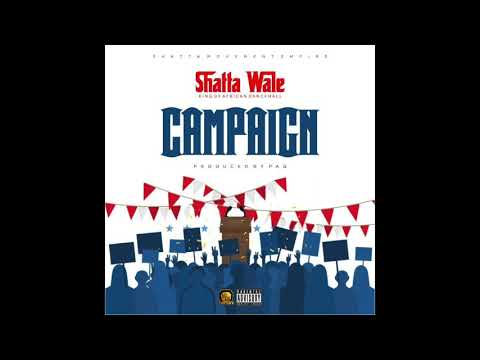 Shatta Wale - Campaign (Official Audio)