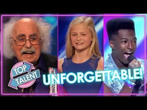 UNFORGETTABLE TOP AUDITIONS On Got Talent & X FACTOR | Top T