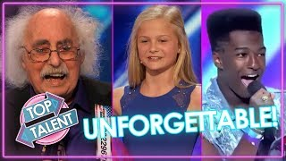UNFORGETTABLE TOP AUDITIONS On Got Talent  X FACTOR  Top Talent
