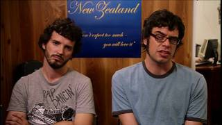 The Flight of the Conchords: The Complete Series On DVD Trailer (HBO)