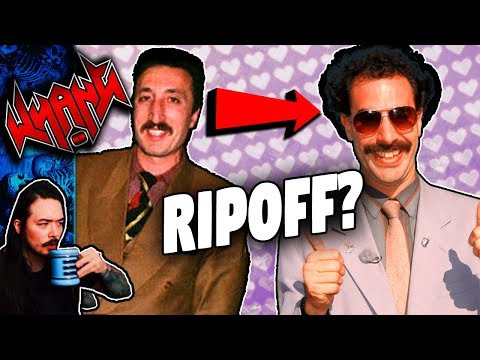 Was Borat A Ripoff Of Mahir? - Tales From The Internet