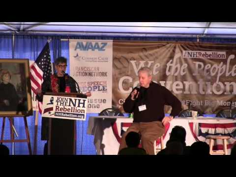 Arnie Arneson & Hedrick Smith - We The People Convention 2-6-16