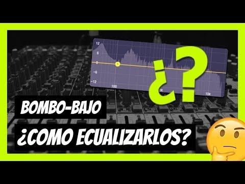 TÉCNICA DE MEZCLA Ecualización de BOMBO Y BAJO perfecta