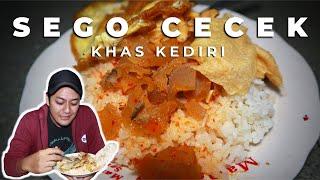 Nasi Cecek Bu Watini Kuliner Khas Kediri TERMURAH !!!