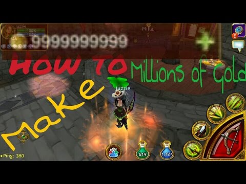 Arcane Legends | How To Earn Millions Of Gold (Money Guide #002]
