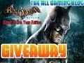 Batman Arkham Asylum GOTY Giveaway! (Closed)