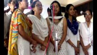 Group Song of Mumbai University (Vishwavidyalaya Geet) By Student of Deptt. of Music