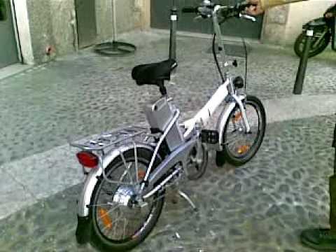 Bici elettrica biciletta illegale a pedalata assistita for Bici elettrica assistita