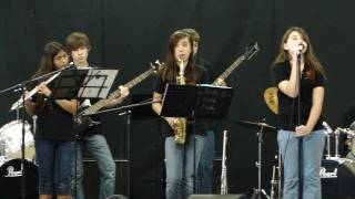 Morning Meeting - October 22, 2009 - Summit School Band - We Are the Champions