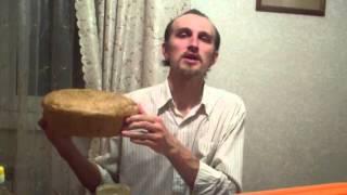 Хлеб! По старинному рецепту! Без дрожжей! В духовке!