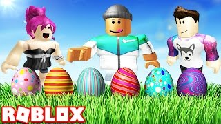 EASTER EGG HUNT IN ROBLOX