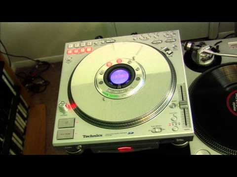 SL-DZ1200 Review.  The Real Story and history on the Technics Digital Turntable