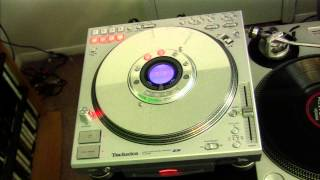 sl dz1200 review the real story and history on the technics digital turntable