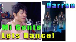 Darren Espanto - Mi Gente - RandomPHDude Reaction