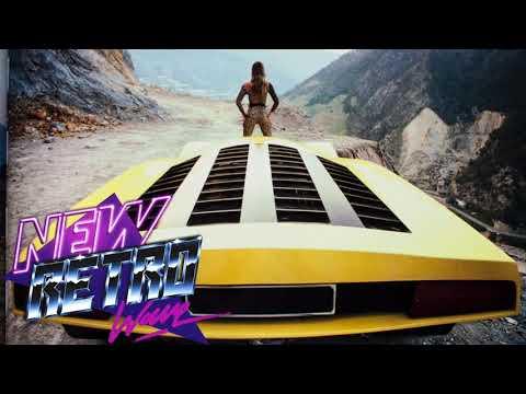 Outrun Power  - A NewRetroWave Mixtape   1 Hour   Retrowave/ Outrun/ Electro  