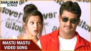 Mastu Mastu Video Song || Subbu Telugu Movie || NTR Jr, Sonali Joshi || Shalimar Songs