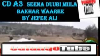 CD A3     Seena Duubi Miila Bakhar Waaree By Jafar Ali