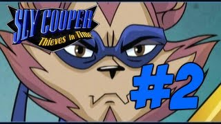 Sly Cooper: Thieves in Time | LP #2: Vappunaamari