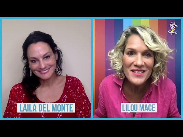 Exclusif : Laila del Monte et les révélations d'êtres de lumière