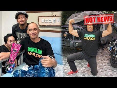 Hot News! Dirawat, Agung Hercules Menderita Penyakit Kanker Otak? – Cumicam 16 Juni 2019