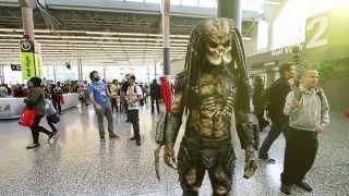 Comic Con 2013 (Montréal) - Cosplay Music Video