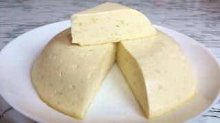 Домашний Сыр из Творога / Творожный Сыр / Homemade Cheese From Cottage Cheese / Очень Простой Рецепт