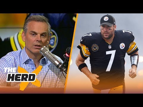 Colin Cowherd on Ben Roethlisberger saying he wants to play another 35 years  NFL  THE HERD